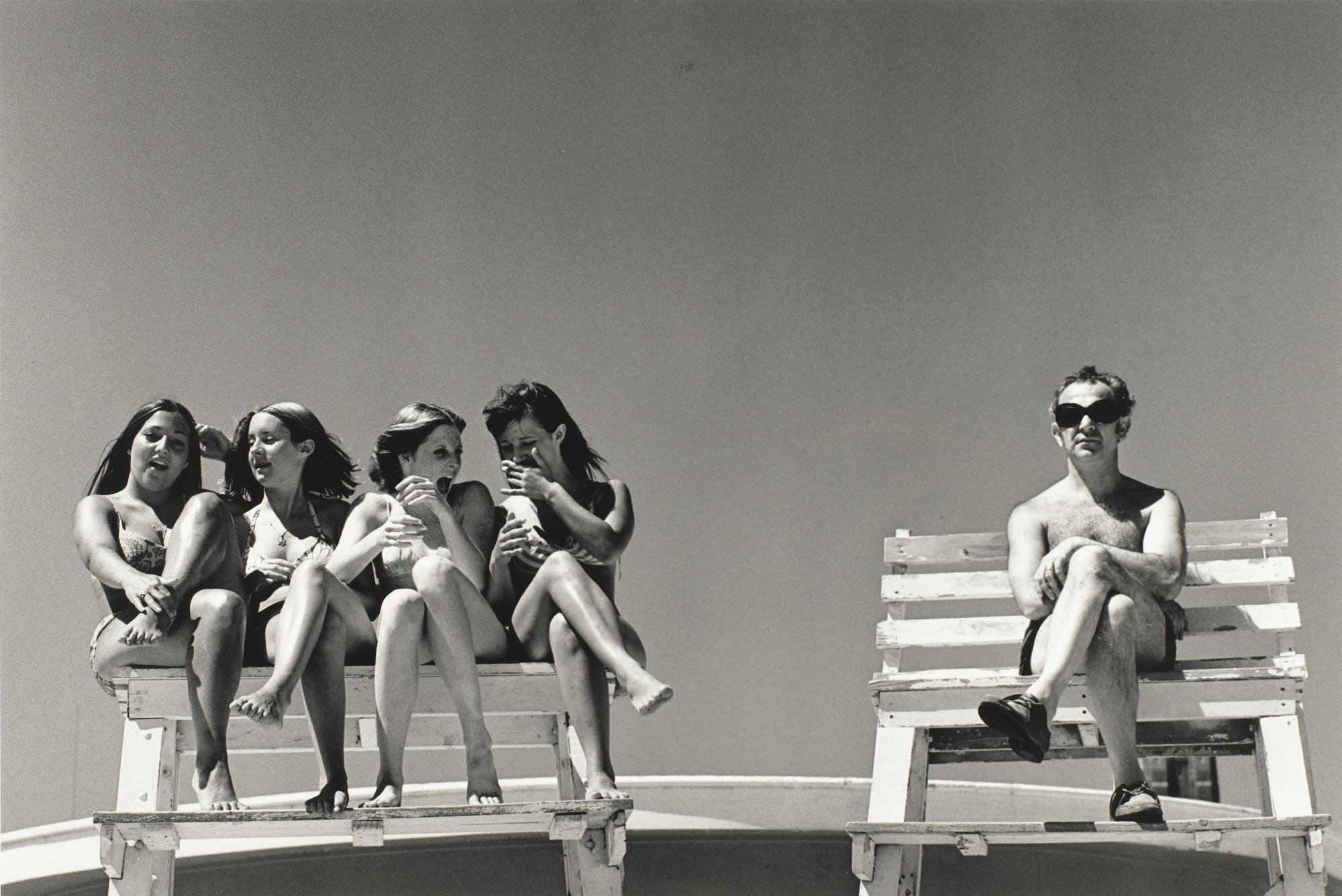 Joseph Szabo-Lifeguard-1978