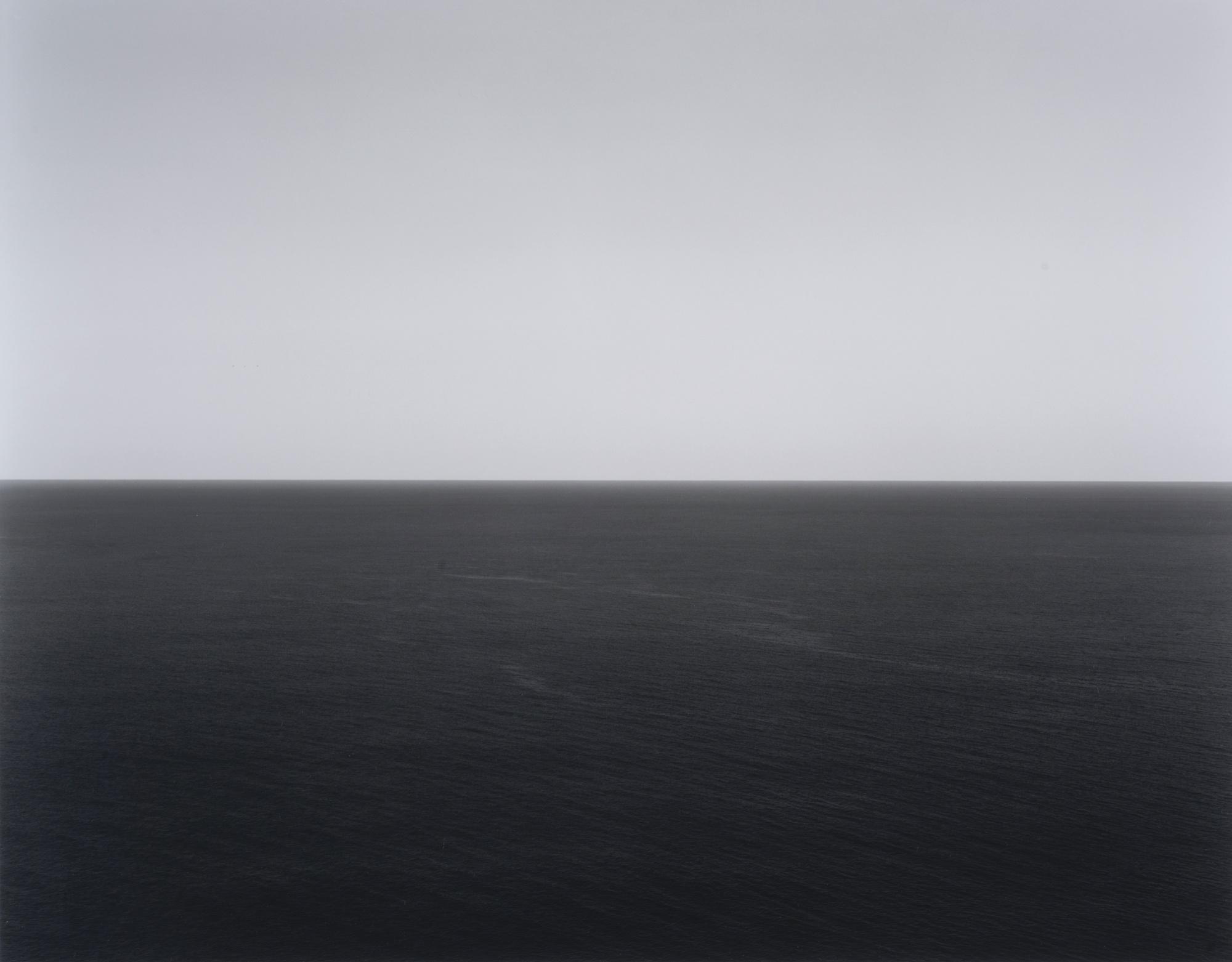 Hiroshi Sugimoto-Mediterranean Sea' Crete Ii-1990