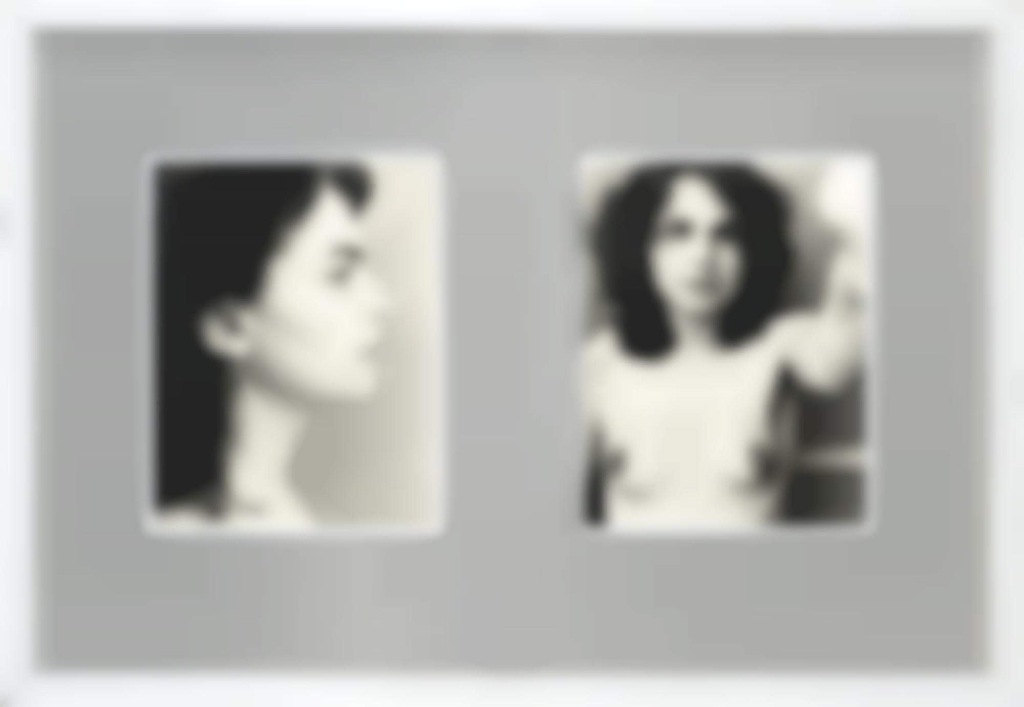 Bettina Rheims-Autoportraits Dyptique-1981