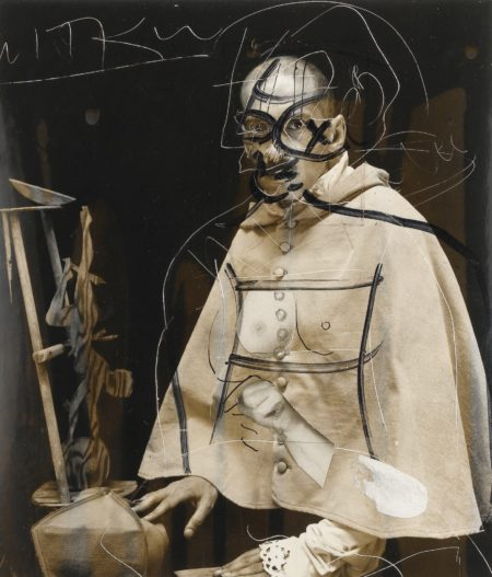 Joel-Peter Witkin-Maquette For Ecclesia Pederastes-2004