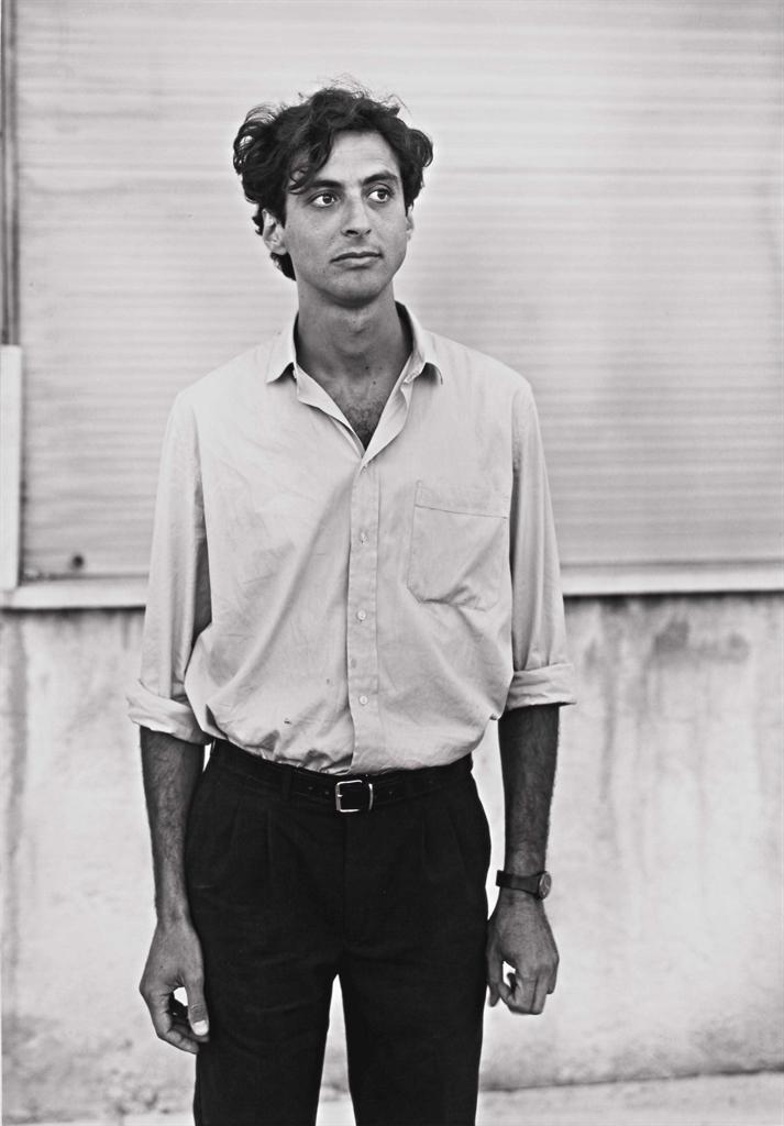 Thomas Struth-Mauricio Colantuoni, Naples-1988