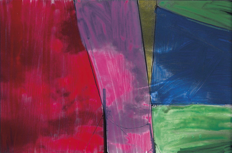 Nobuyoshi Araki-Untitled (Colorscape), annees 1990-2000-2000