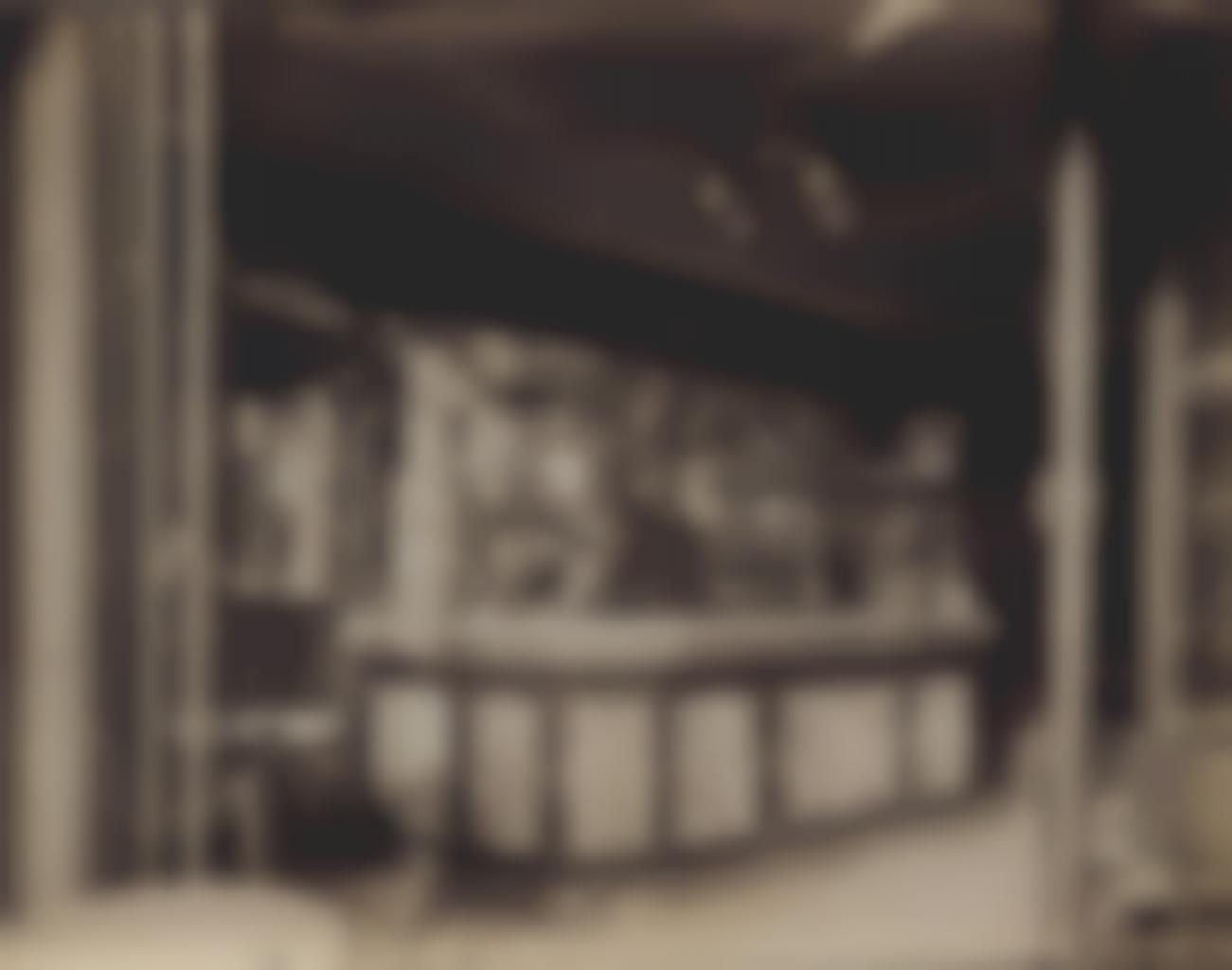 Eugene Atget-Petit bar-1896