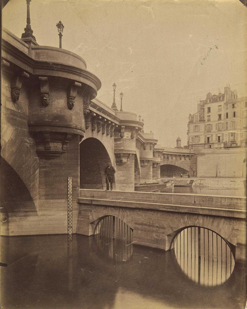 Eugene Atget-Pont Neuf-1903