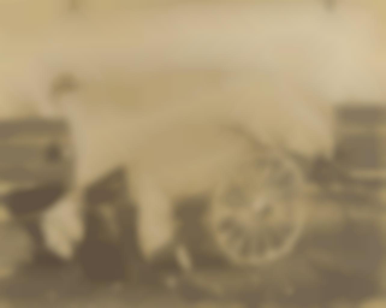 Eugene Atget-Porte de Choisy, zone-1913