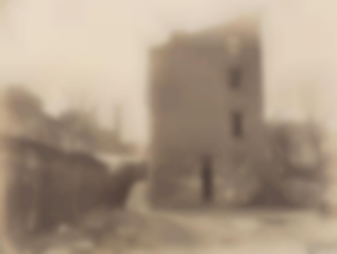 Eugene Atget-3 Ruelle des Reculettes, Paris-1920