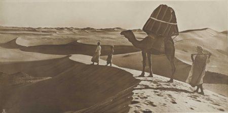 Lehnert & Landrock-Vues panoramiques du desert, Afrique du Nord-1910