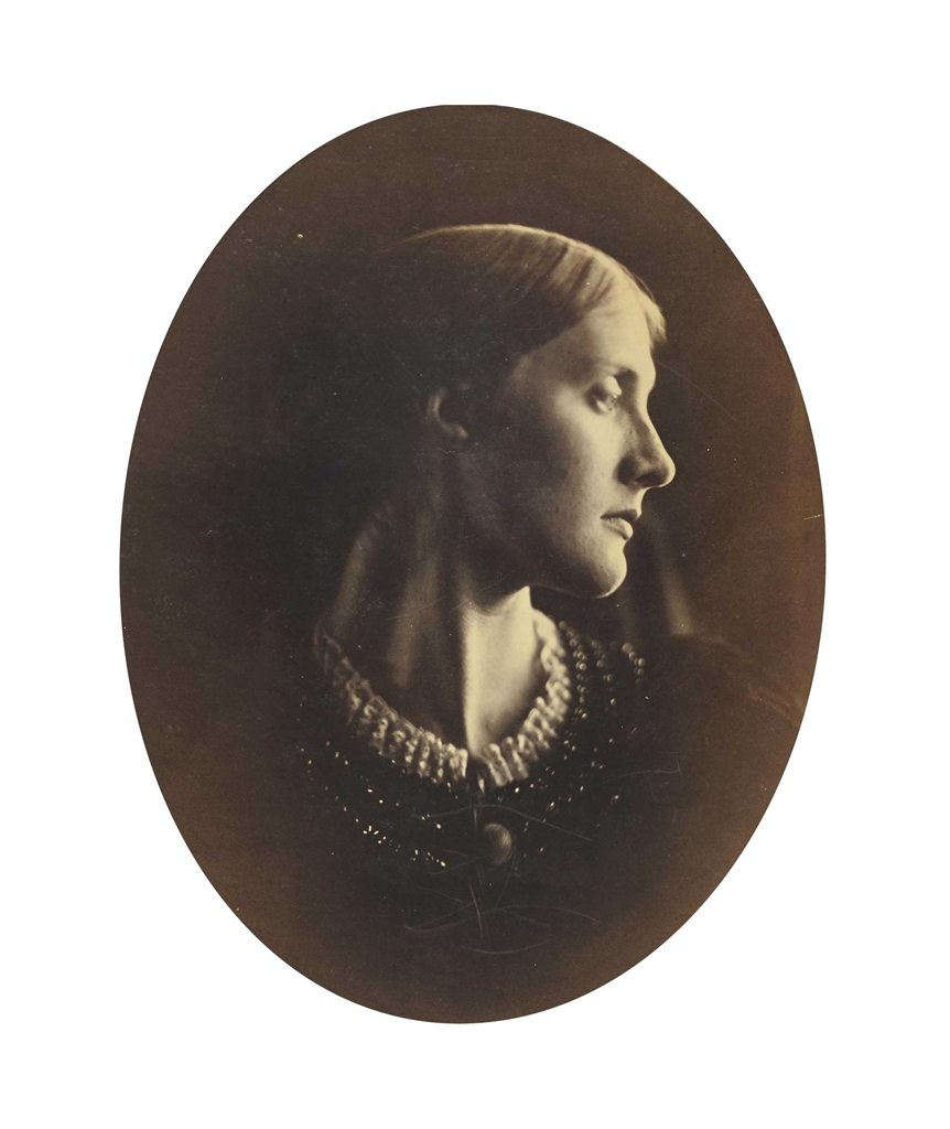 Julia Margaret Cameron-Julia Jackson (Mrs. Herbert Duckworth)-1867