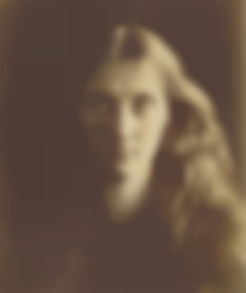 Julia Margaret Cameron-Stella, Study of Julia Jackson (Mrs. Herbert Duckworth)-1867