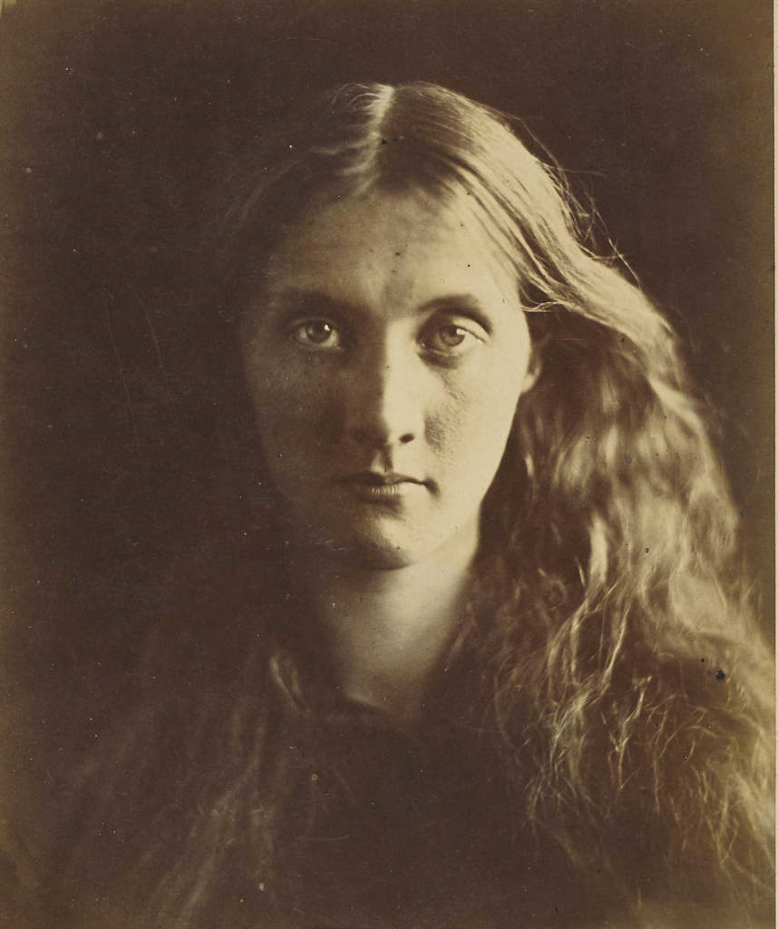 Julia Margaret Cameron-Stella, Study of Julia Jackson (Mrs. Herbert Duckworth)-1867