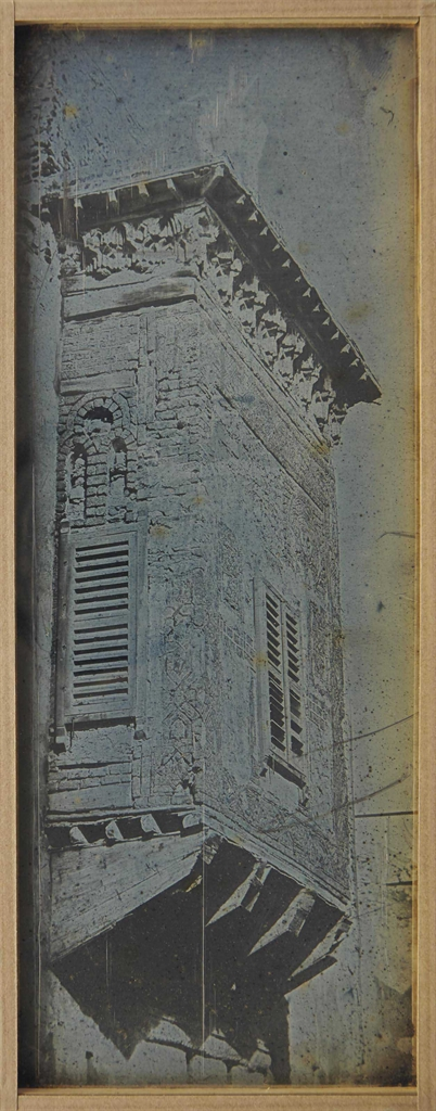 Joseph-Philibert Girault de Prangey-75. Alexandrie. Moucharabiye-1842