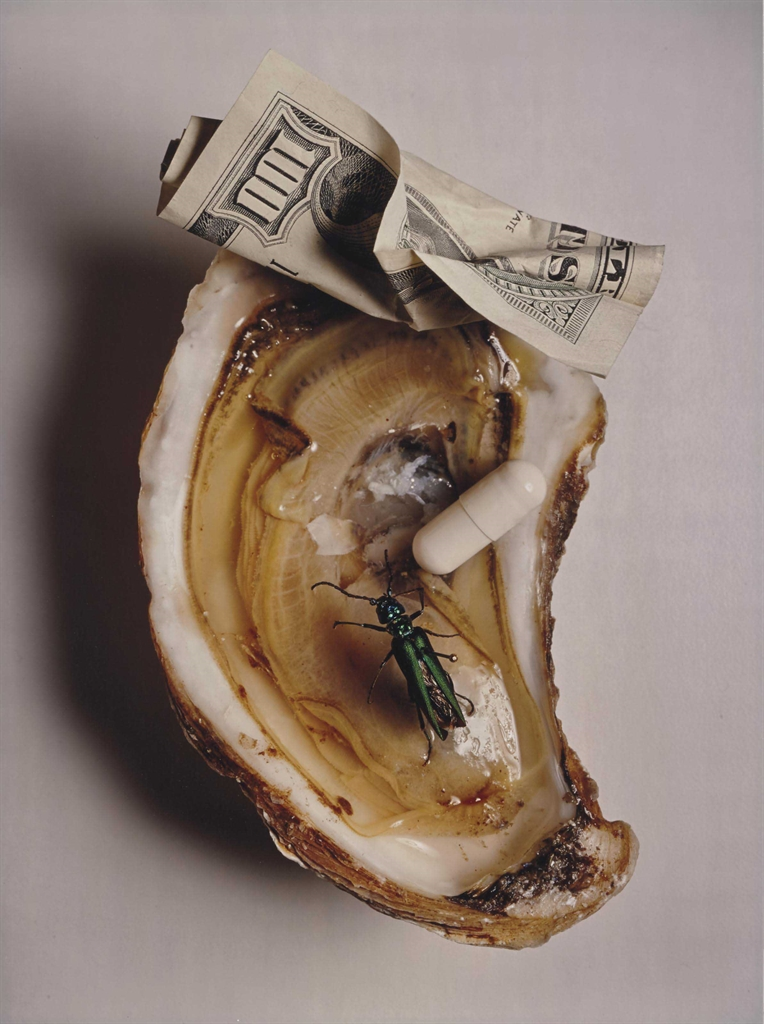 Irving Penn-Aphrodisiacs, New York, April 18th-1997