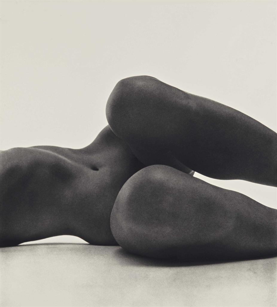 Irving Penn-Nude 58-1950