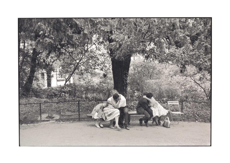 Henri Cartier-Bresson-Jardin des plantes, Paris-1959
