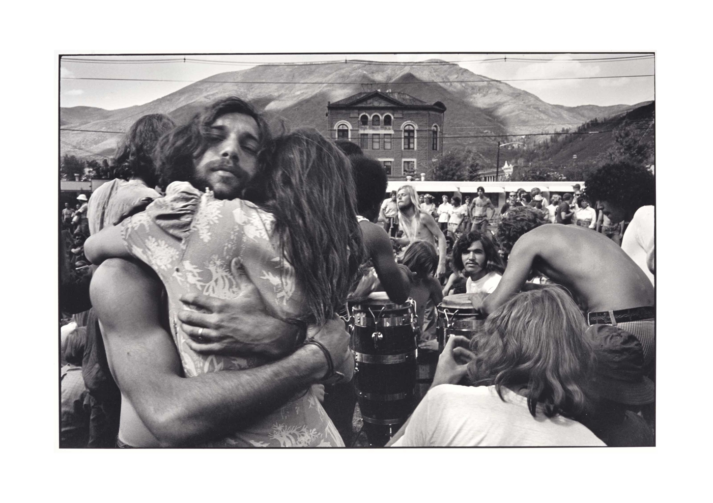 Henri Cartier-Bresson-Aspen, Colorado, Independence Day-1971