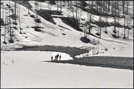 Henri Cartier-Bresson-Vallee du Queyras, Hautes-Alpes, France-1960