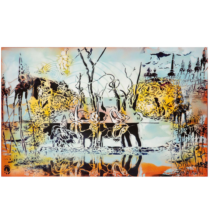 Artiste Ouvrier-Signes D'Elephant-2015