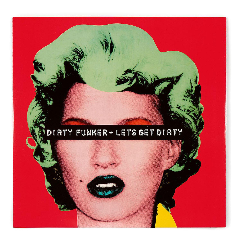 Banksy-Dirty Funker / Lets Get Dirty (Kate Moss)-2006