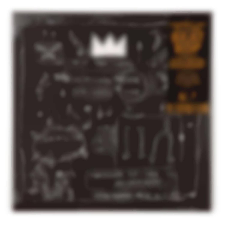 Jean-Michel Basquiat-Rammelzee And K-Rob / Beat Bop-2014