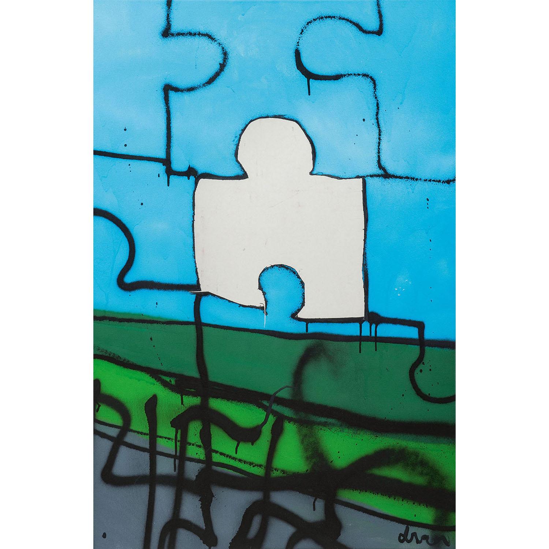 Dran-J Comme Jigsaw-2016