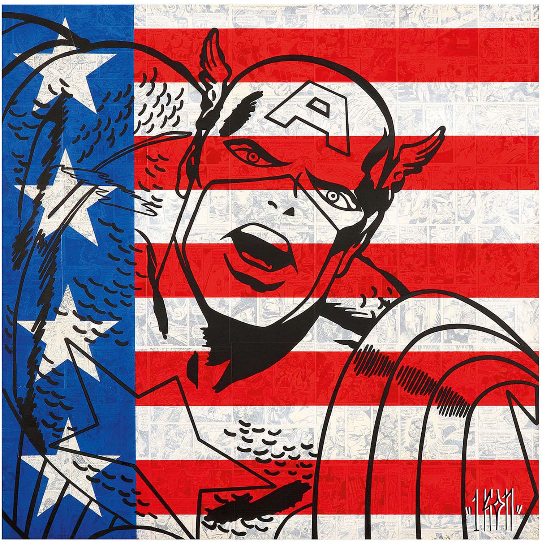 Ikon-United States Of Comics-2012