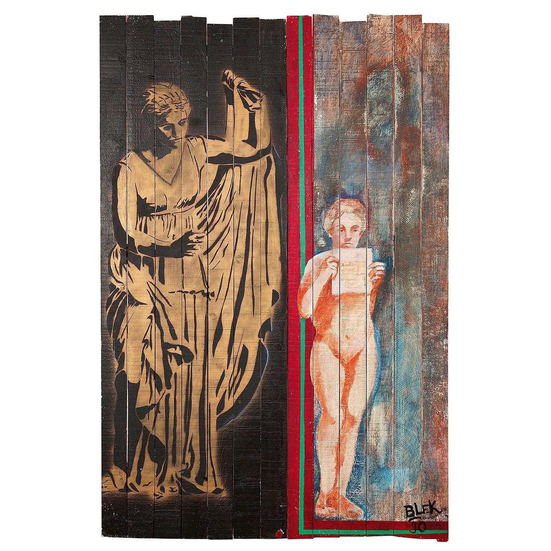 Blek le Rat-Souvenirs De Pompeii-1990
