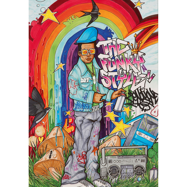Zenoy-The Funky Style-