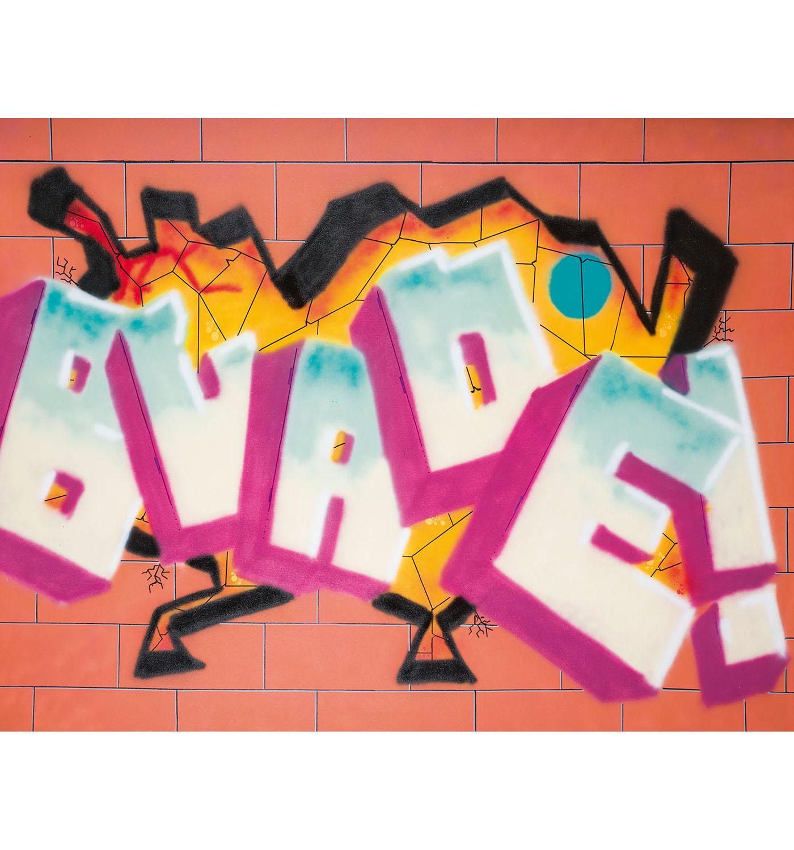 Blade-Blashing Zone-1984