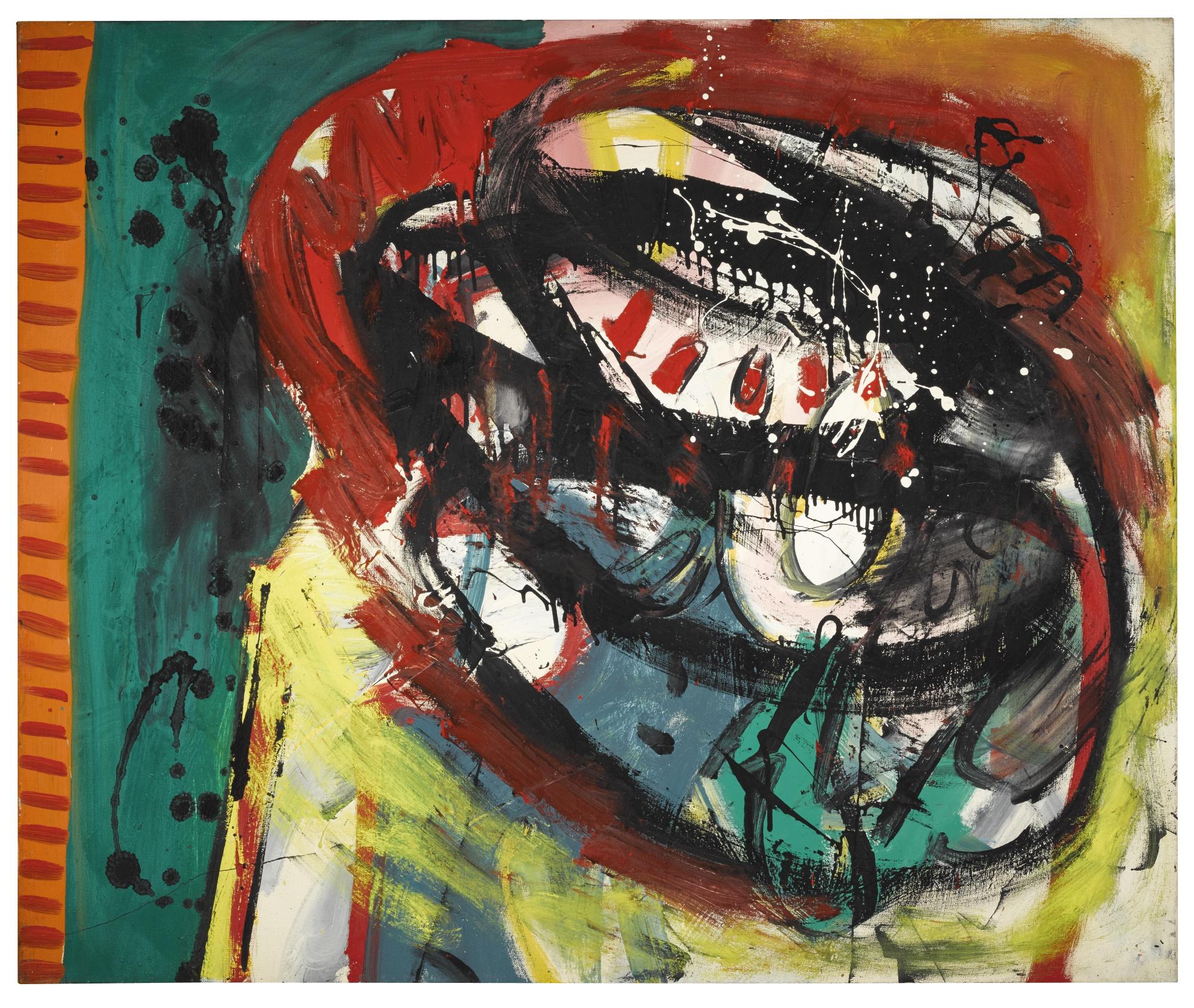 Alan Davie-Peter's Joy-Pit-1961