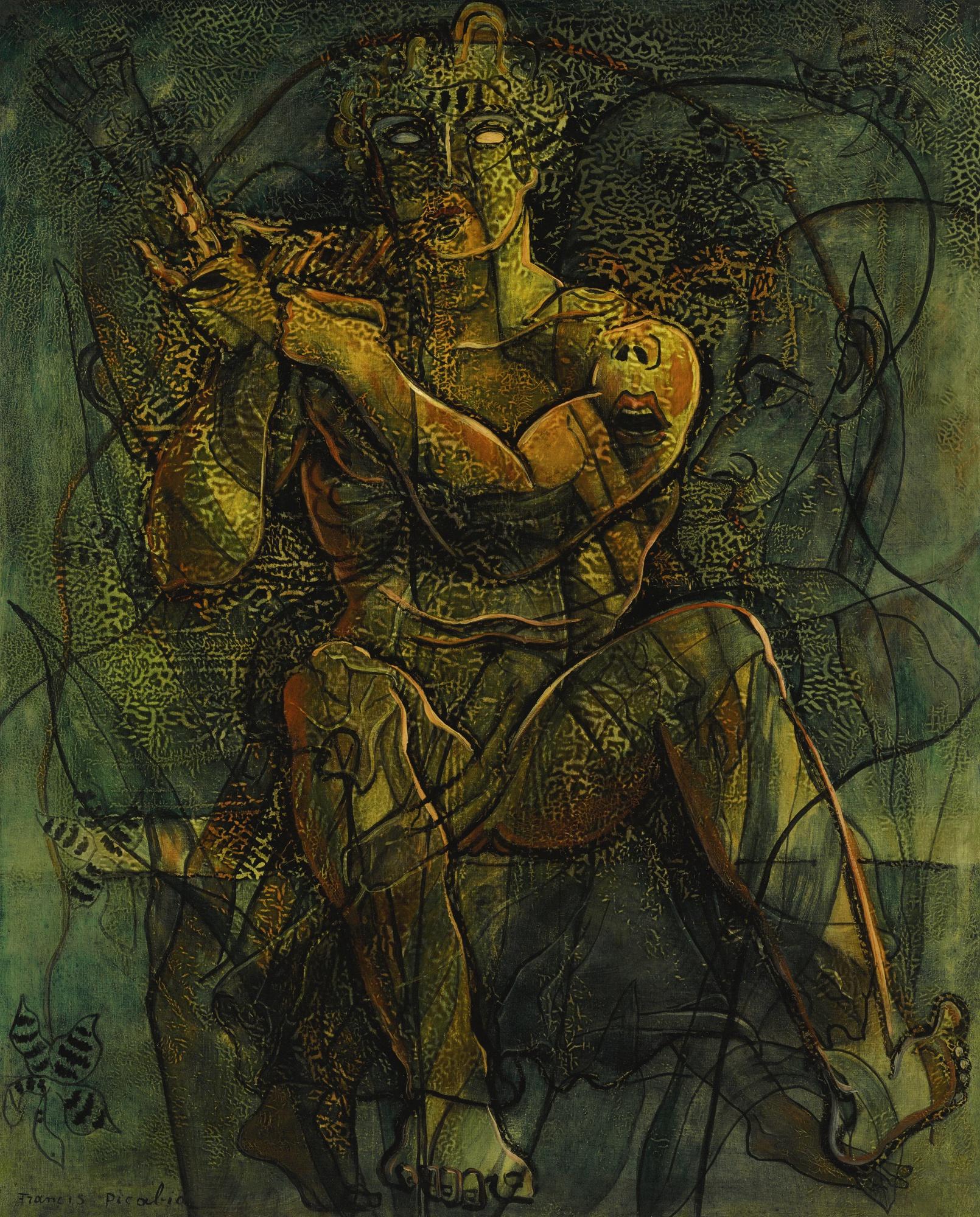 Francis Picabia-Mendica-1930