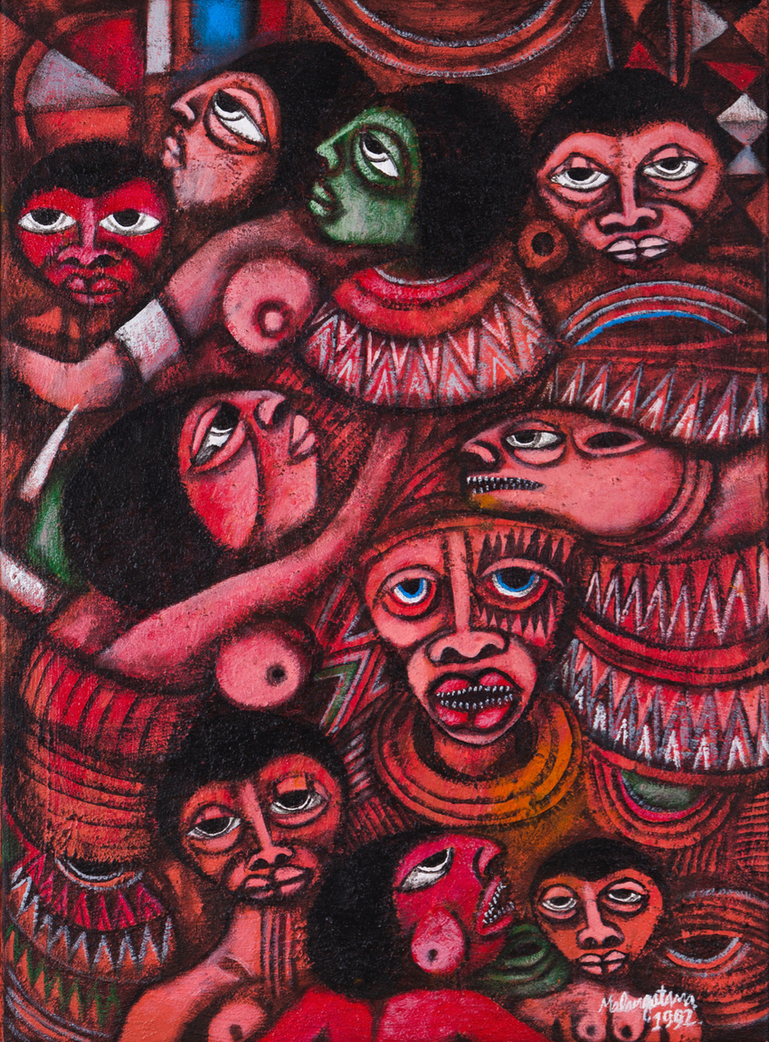 Malangatana-Untitled-1989