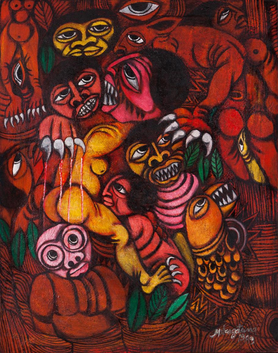Malangatana-Untitled-1992