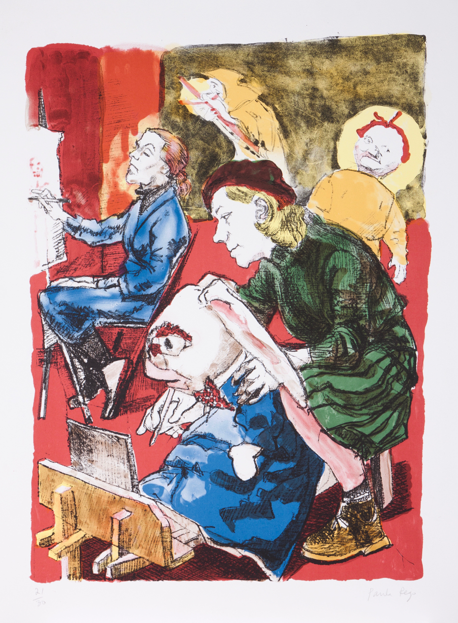 Paula Rego-Untitled-2005