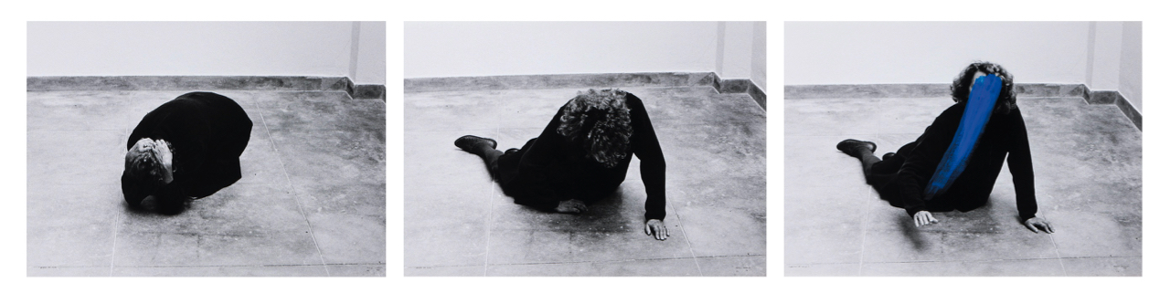 Helena Almeida-Dentro de Mim-1998