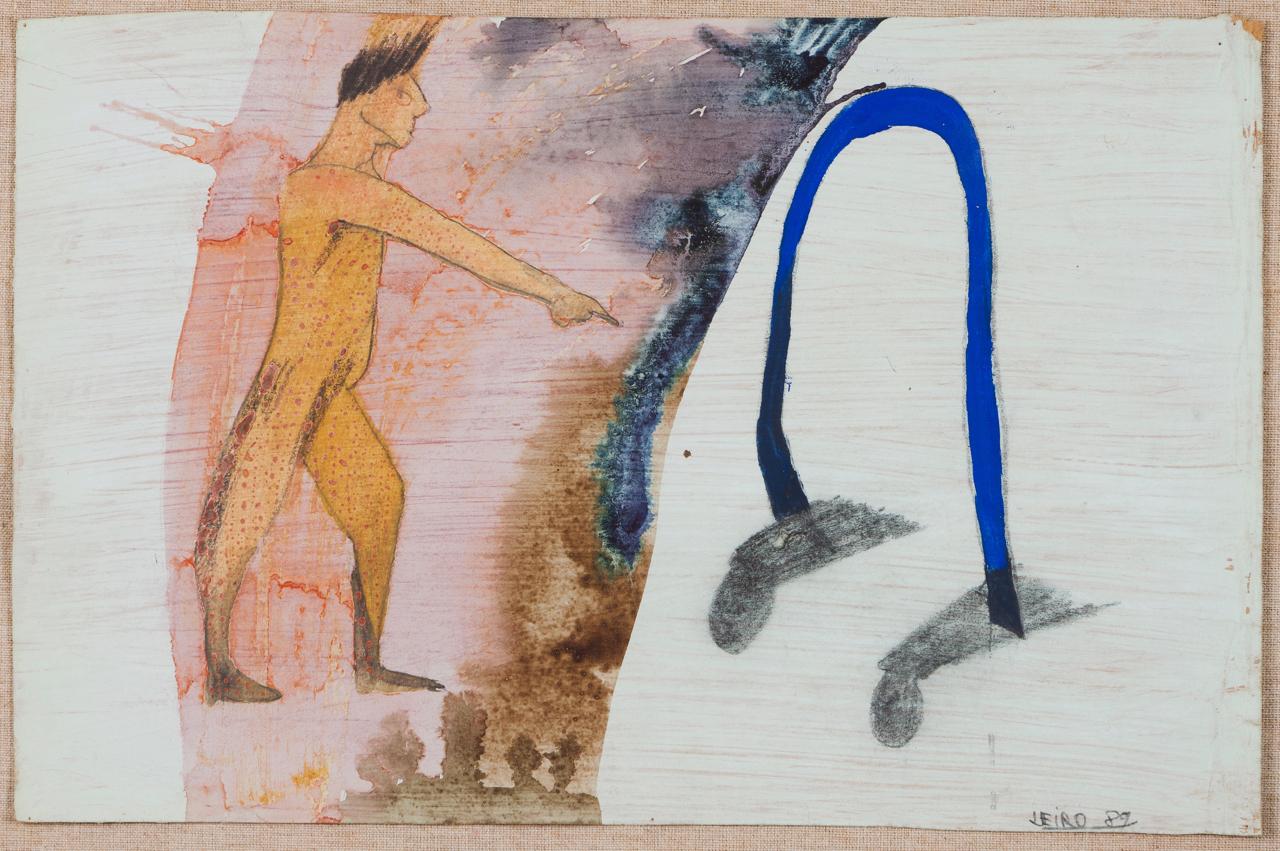 Francisco Leiro-Untitled-1989