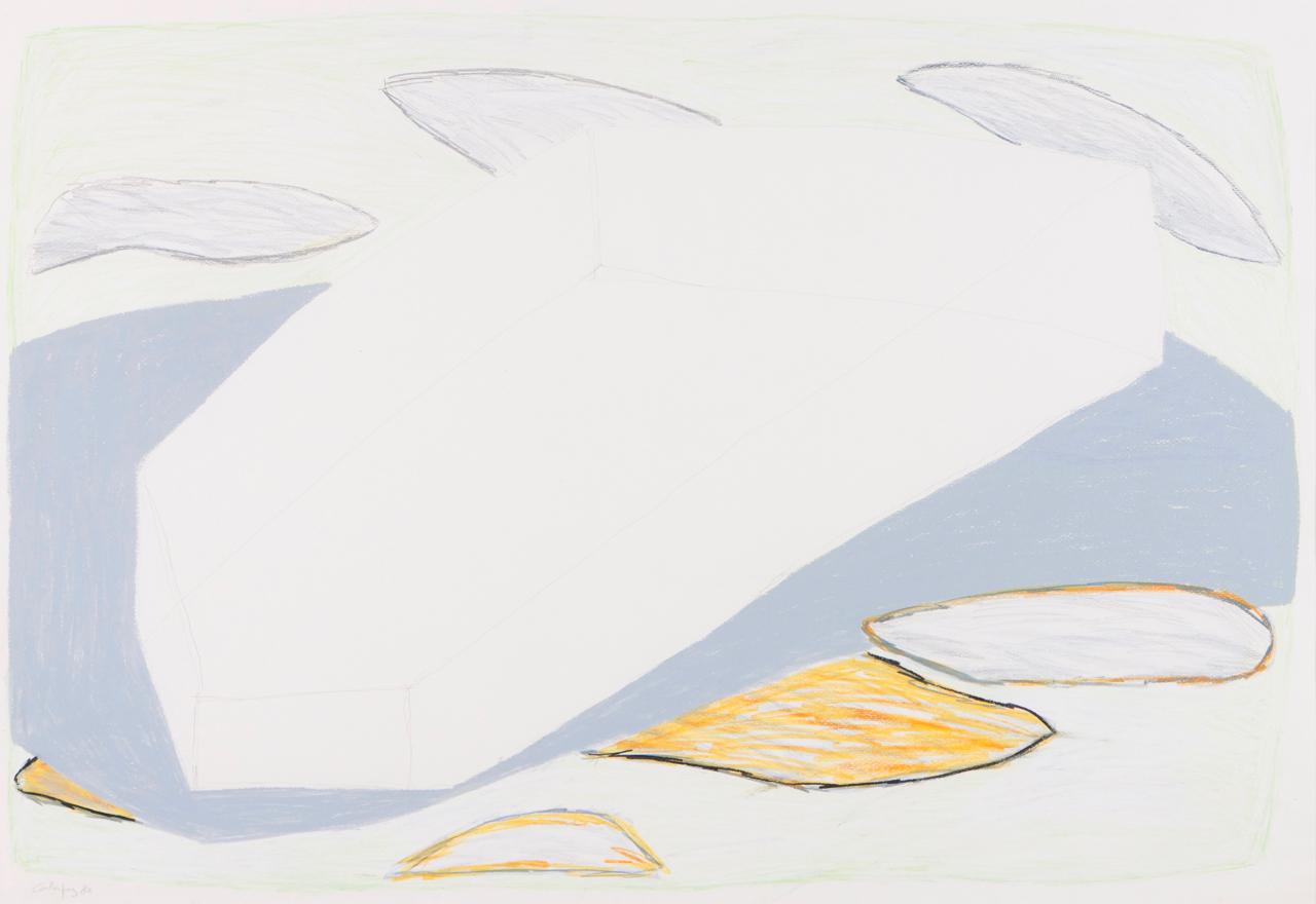 Pedro Calapez-Untitled-1982
