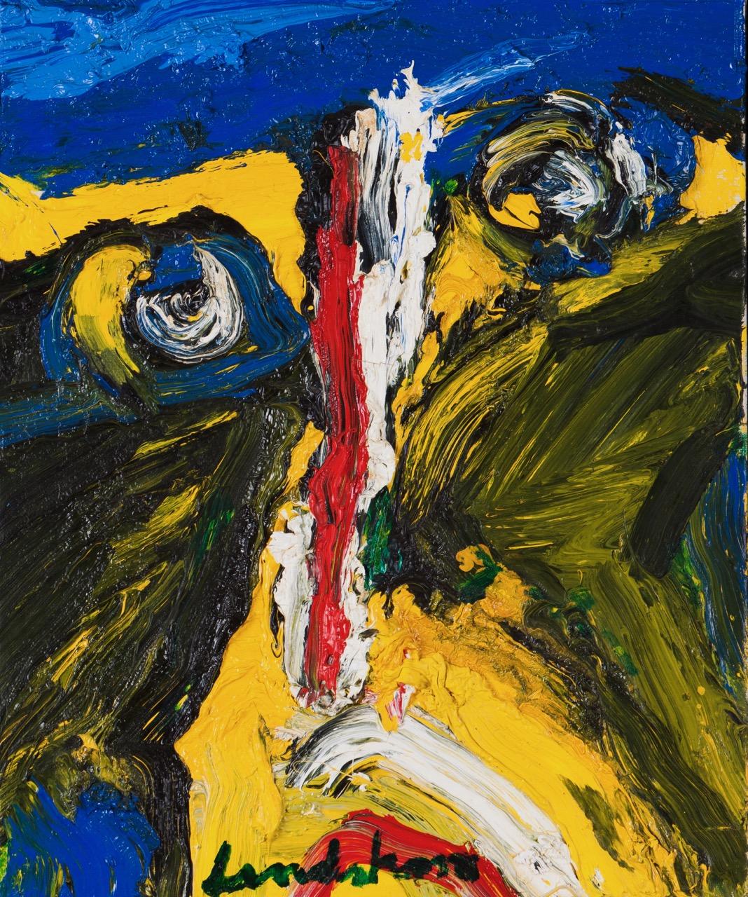 Bengt Lindstrom-Untitled-
