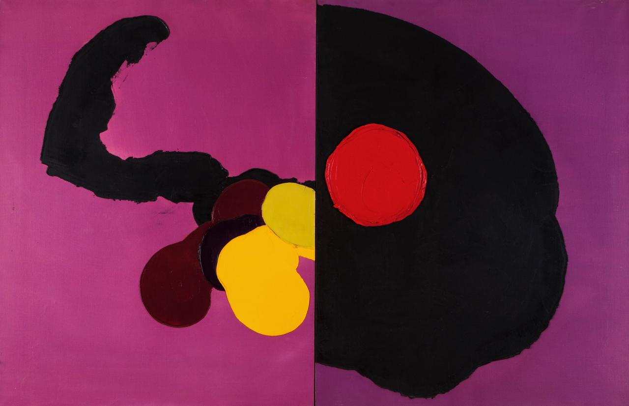 Luis Feito-694-1969