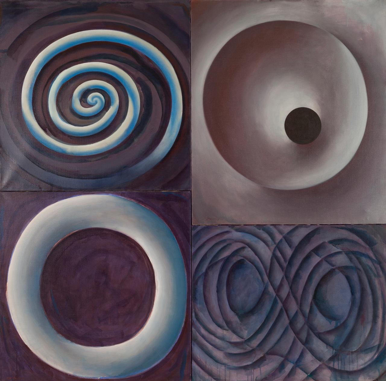 Jorge Martins-Copernico, Halley, Herschel, Galileu Galilei-1990