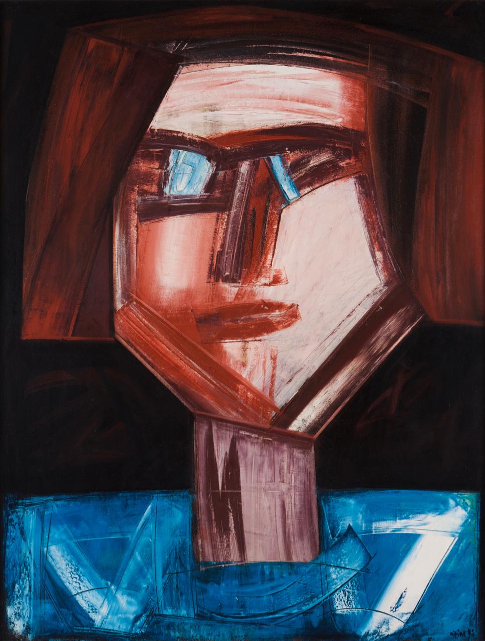 Joao Vieira-Untitled-1985