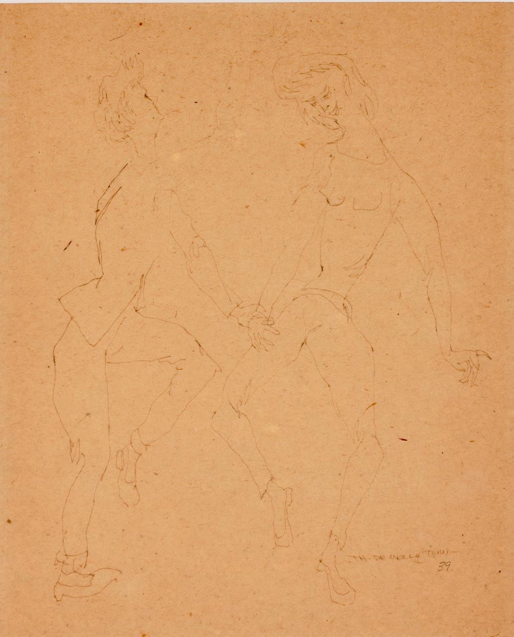 Thomaz de Mello-Figures-1939