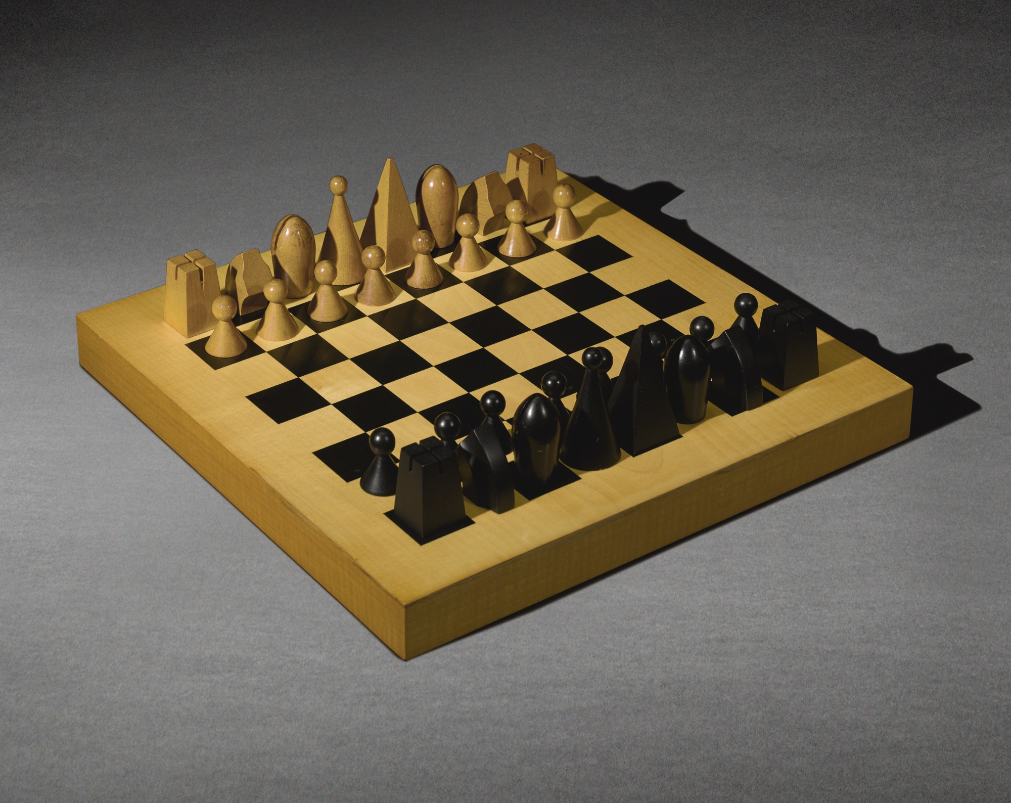 Man Ray-Chess Set -1945