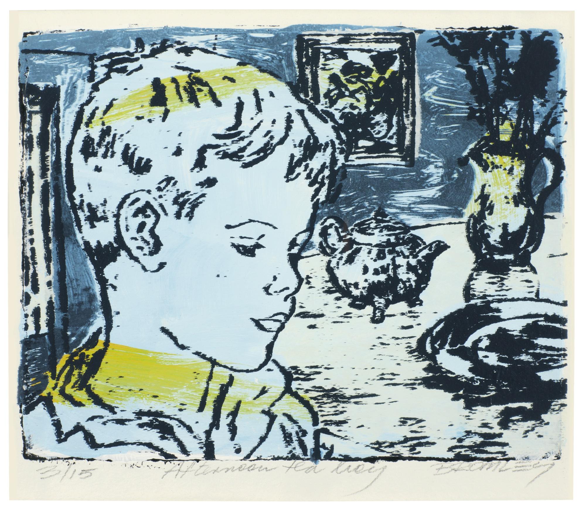 David Bromley-Afternoon Tea Boy-