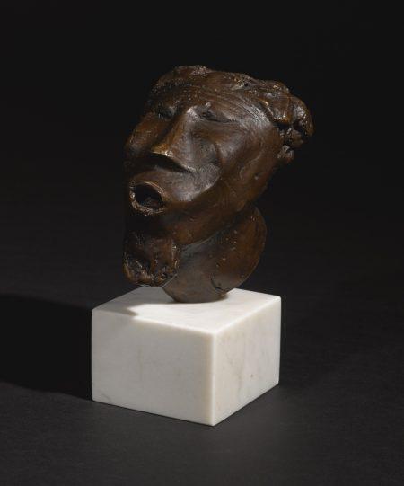 Percy Konqobe-Prophet's Head-1993