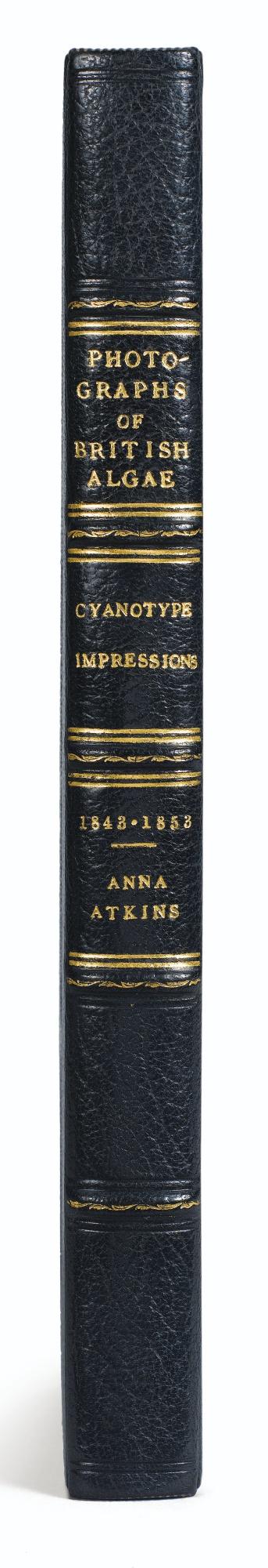Anna Atkins-British Algae Vol. III-1853