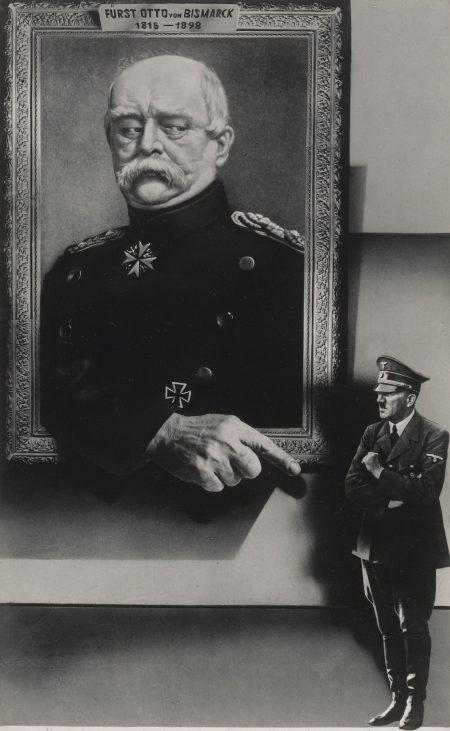 Alexander Zhitomirsky-Bismarck Et Hitler Moscou-1941