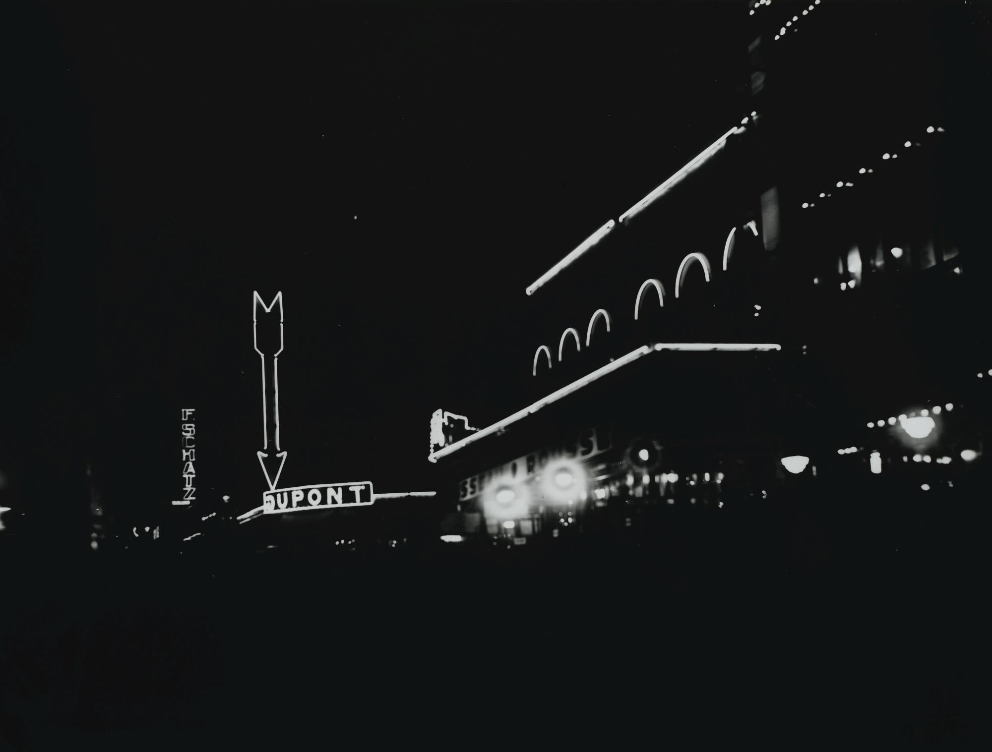 Germaine Krull-La Concorde Vers; Boulevard Barbes Vers-1925