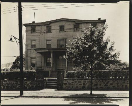 Berenice Abbott-27Th Avenue New York; Fort Lowry Hotel New York-1937
