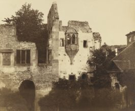 Bisson Freres-Chateau DHeidelberg Allemagne-1854