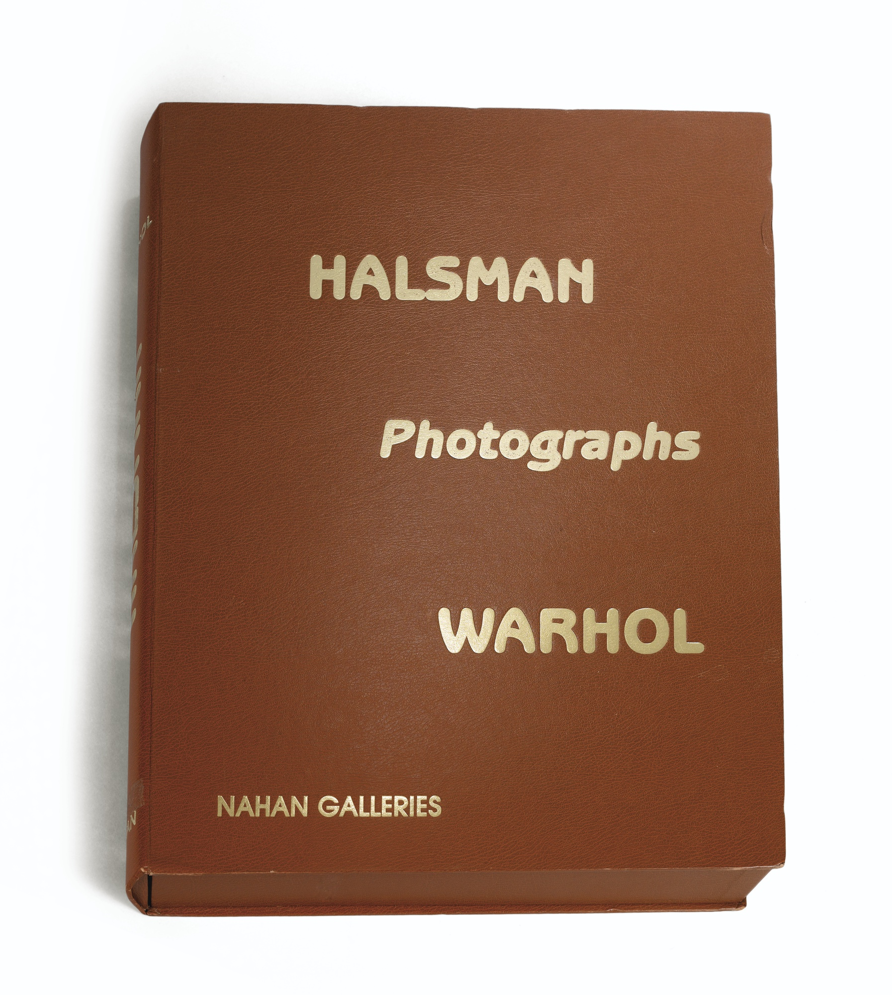 Philippe Halsman-Photographs Warhol-1968